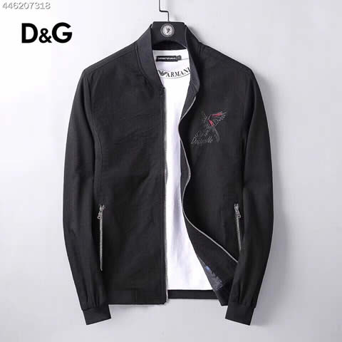 Replica D&G Jackets&Hoodies For Men