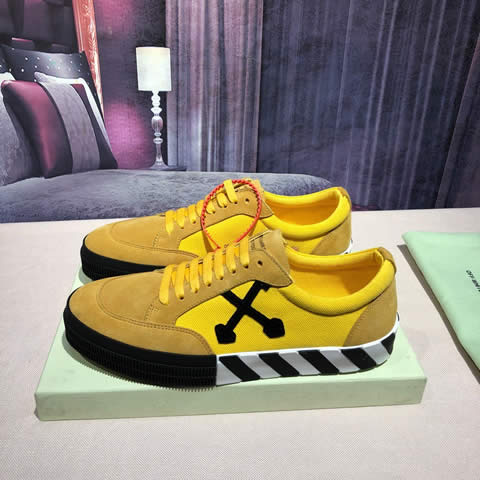Replica High Quality OFF WHITE Couple Shoes