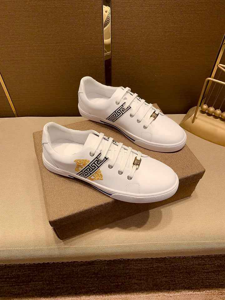 Replica High Quality Versace Shoes For Men