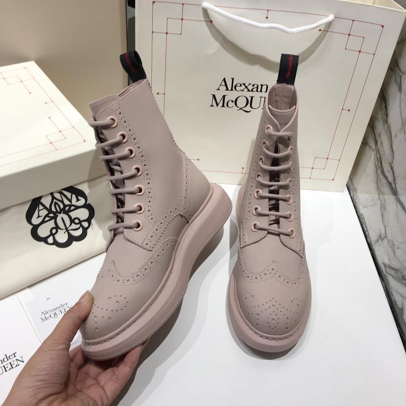 Replica Alexander McQueen Boots for Women
