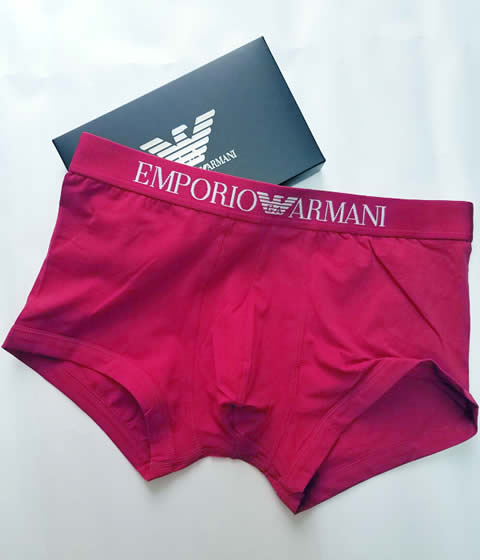 New Model Replica Armani Men Underpants