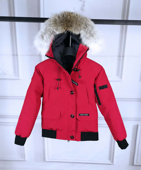 Replica Canada Goose Down Jackets for women