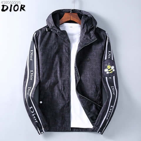 Replical Dior Jacket&Hoodies For Men