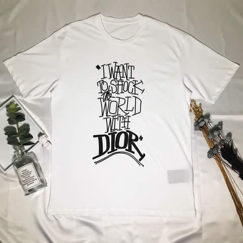 Replica High Quality Dior T-shirts For Men