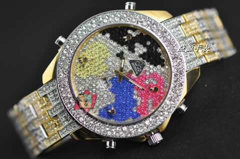 Replica Jacob co watches for ladies