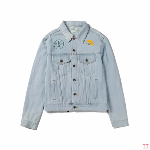 Replica Off White Jackets&Hoodies For Men