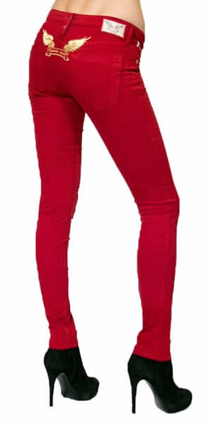 New Model Replica High Quality Robin Jeans For Women