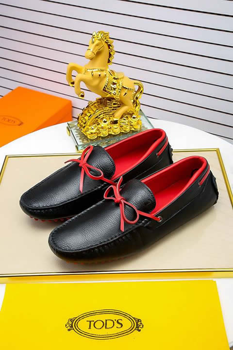 Replica High QualityTods Leather Shoes For Men