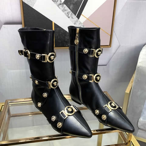 Replica Versace Boots for Women