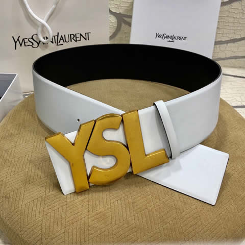 Replica High Quality 1:1 YSL Belts For Woman